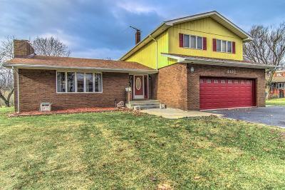 Schererville Single Family Home For Sale: 8202 Pulaski Street