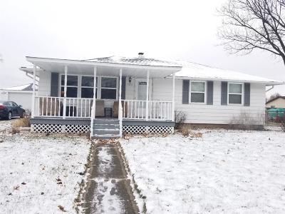 New Carlisle Single Family Home For Sale: 523 Elm Street