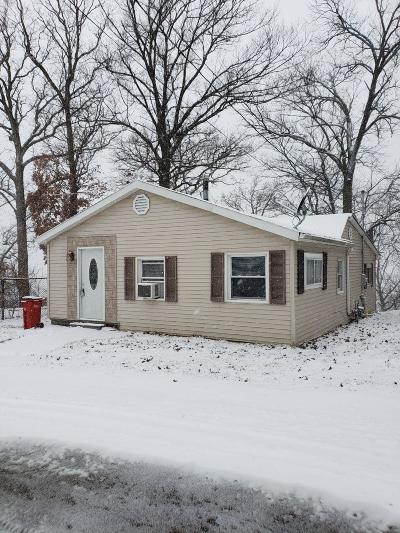 Cedar Lake Single Family Home For Sale: 13036 Fulton Street