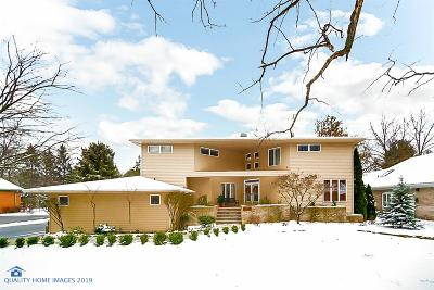 Schererville IN Single Family Home For Sale: $575,000