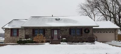 Lowell Single Family Home For Sale: 17483 Marion Drive