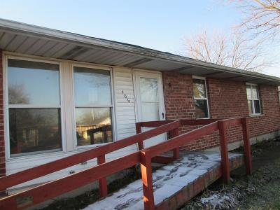 Michigan City Single Family Home For Sale: 406 Village Road