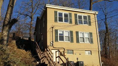 Cedar Lake Multi Family Home For Sale: 7312 Lake Shore Drive