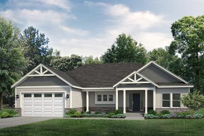 Cedar Lake Single Family Home For Sale: 14527 Carey Street