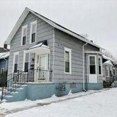 Michigan City Multi Family Home For Sale: 221 E 10th Street