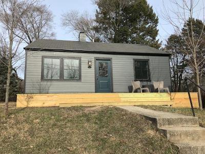 Michigan City Single Family Home For Sale: 208 Washington Park Boulevard