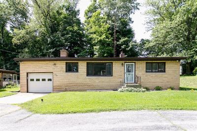La Porte, Laporte Single Family Home For Sale: 266 W Johnson Road
