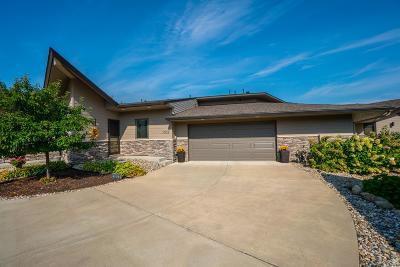 La Porte, Laporte Single Family Home For Sale: 3022 W Palmer Avenue