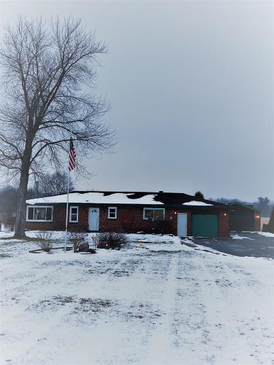 Single Family Home For Sale: 8085 S Highway 6 & 35