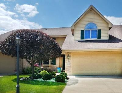 Schererville Single Family Home For Sale: 1514 Tamarack Drive