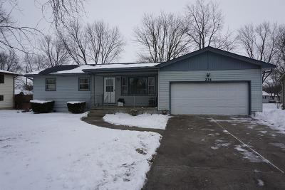 Lowell Single Family Home For Sale: 234 Crestline Drive