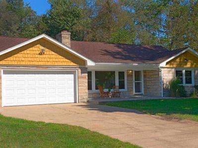 Laporte, La Porte Single Family Home For Sale: 319 W Johnson Road