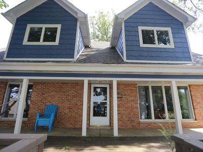 La Porte, Laporte Single Family Home For Sale: 338 Oak Drive