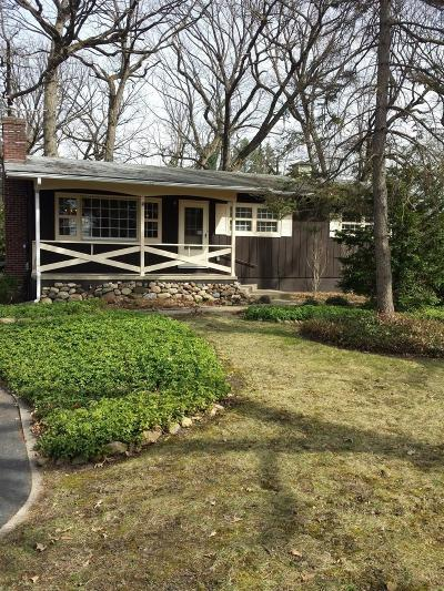 Dyer Single Family Home For Sale: 2835 Hart Street