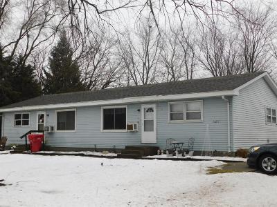 Cedar Lake Multi Family Home For Sale: 13211 Forestdale Street