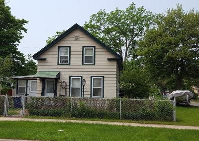 Michigan City Single Family Home For Sale: 1201 Elston Street