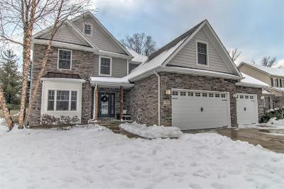 Schererville Single Family Home For Sale: 7321 Fenway Lane