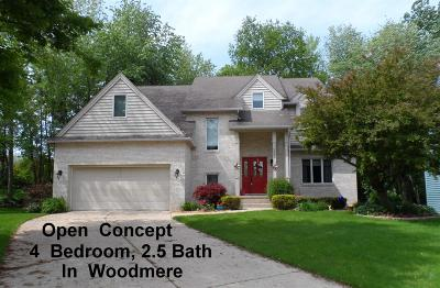 Single Family Home For Sale: 5204 Woodmere Court
