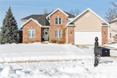 Schererville Single Family Home For Sale: 6924 73rd Avenue