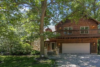 Michigan City Single Family Home For Sale: 116 Redwing Trail