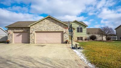Cedar Lake Single Family Home For Sale: 14801 Euclid Street