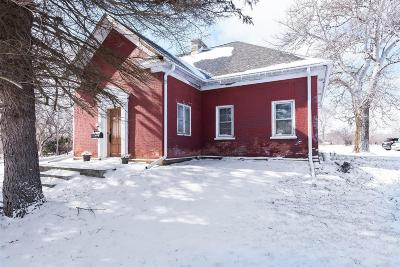 Lowell Single Family Home For Sale: 16066 Hendricks Street