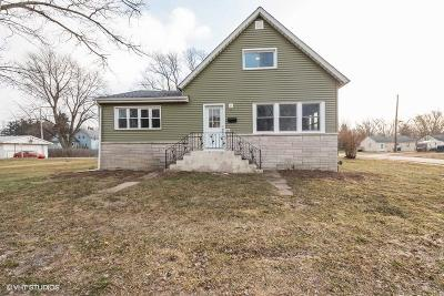 Michigan City Single Family Home For Sale: 2324 Elston Street