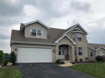 Lowell Single Family Home For Sale: 17813 Oak Park Lane
