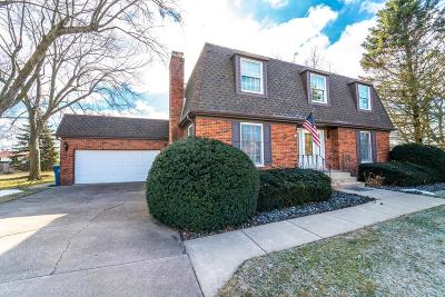 Schererville IN Single Family Home For Sale: $310,000