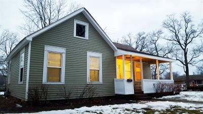 Michigan City Single Family Home For Sale: 303 Dewey Street
