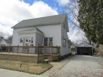 Laporte, La Porte Single Family Home For Sale: 412 John Street