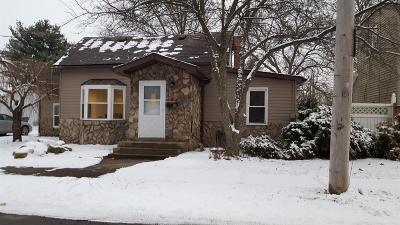 La Porte, Laporte Single Family Home For Sale: 303 Wabash Avenue