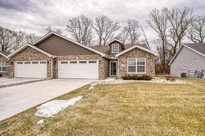 Cedar Lake Single Family Home For Sale: 14231 Sherman Street