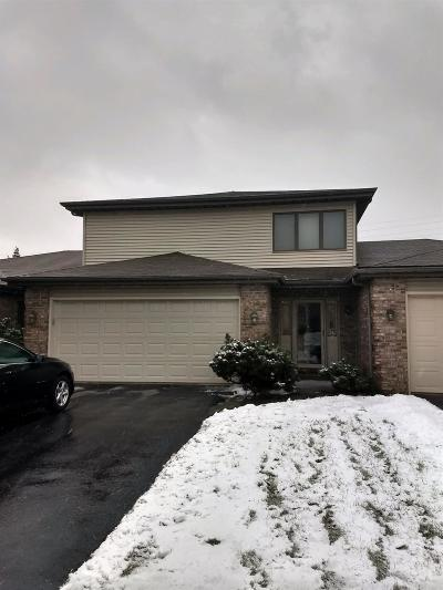 Schererville IN Single Family Home For Sale: $164,900