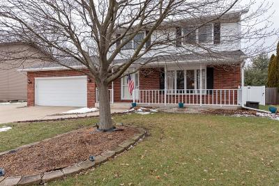 Schererville IN Single Family Home For Sale: $274,900