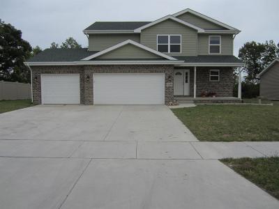 Cedar Lake Single Family Home For Sale: 6417 W 128th Lane