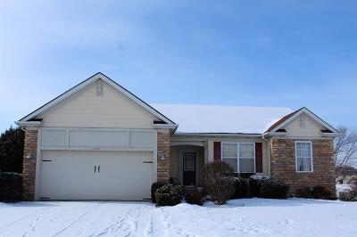 Cedar Lake Single Family Home For Sale: 12712 Raven Way