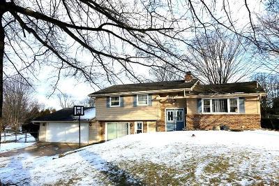 Rolling Prairie Single Family Home For Sale: 1603 N Lofgren Road