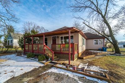 Demotte Single Family Home For Sale: 117 7th Street SE