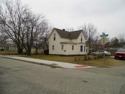 Michigan City Single Family Home For Sale: 307 Hendricks Street