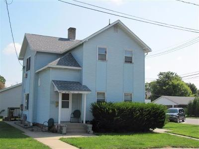 Multi Family Home For Sale: 127 S Front Street