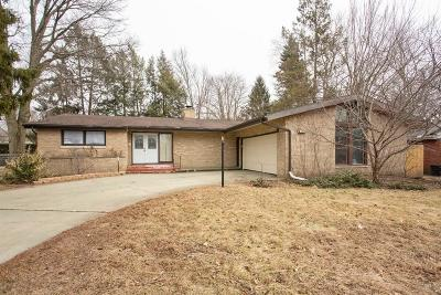 Michigan City Single Family Home For Sale: 211 Garrettson Avenue