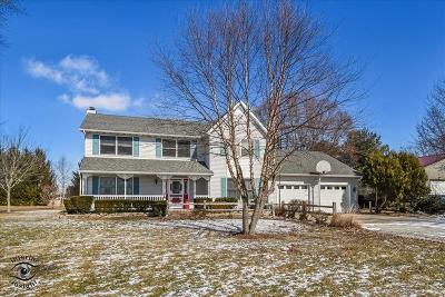 Laporte, La Porte Single Family Home For Sale: 4165 E 400 S