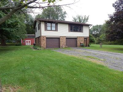 Michigan City Single Family Home For Sale: 8588 W 375 N