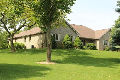 Michigan City Single Family Home For Sale: 1882 Cidermill Road