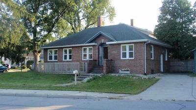Laporte, La Porte Single Family Home For Sale: 1812 Monroe Street