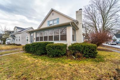 Laporte, La Porte Single Family Home For Sale: 1326 2nd Street