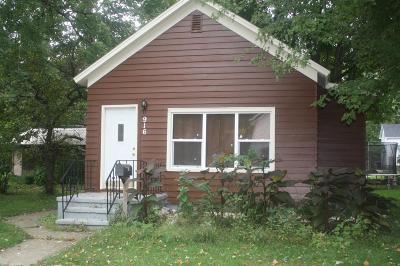 Laporte, La Porte Single Family Home For Sale: 916 Scott Street