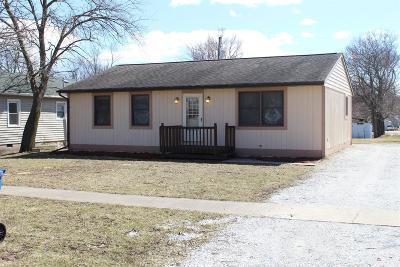 Remington Single Family Home For Sale: 115 E South Railroad Street