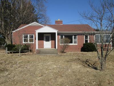 Laporte, La Porte Single Family Home For Sale: 2261 W State Road 2